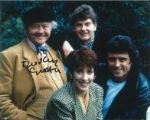 Dudley Sutton - Genuine Signed Autograph 7797